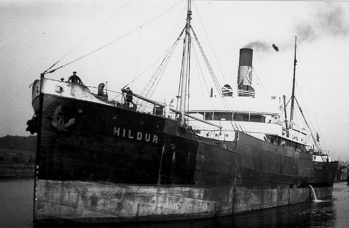 NB 90 Hildur 1930-talet